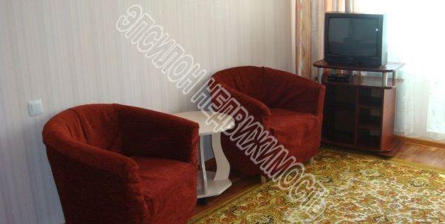 Сдам 1-комнатную квартиру в городе Курск, на улице В. Клыкова пр-т, 58, 3-этаж 17-этажного Панель дома, площадь: 37.2/17.16/9.77 м2