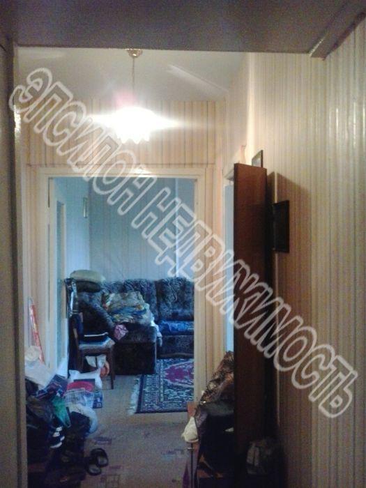 Продам 2-комнатную квартиру в городе Курск, на улице Ленинского Комсомола пр-т, 55, 3-этаж 9-этажного Панель дома, площадь: 45/28/7 м2