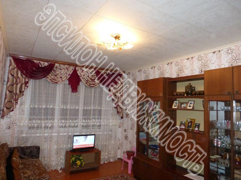 Продам 4-комнатную квартиру в городе Курск, на улице К.Воробьева, 29, 7-этаж 9-этажного Панель дома, площадь: 78/54/8.5 м2