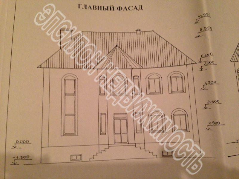 Город: Курск, улица: Пирогова, площадь: 380 м2, участок: 14 соток