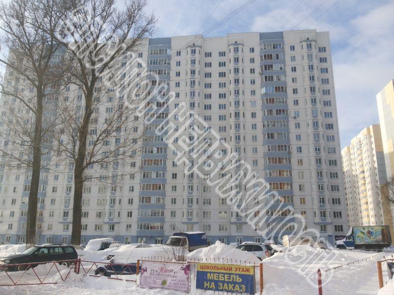 Продам 1-комнатную квартиру в городе Курск, на улице В. Клыкова пр-т, 1, 15-этаж 17-этажного Панель дома, площадь: 38.56/18.77/9.77 м2