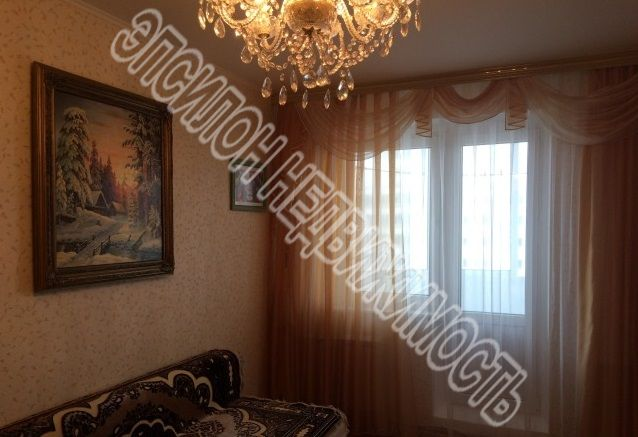 Продам 2-комнатную квартиру в городе Курск, на улице Победы пр-т, 28, 16-этаж 17-этажного Панель дома, площадь: 57.39/29.4/10.97 м2