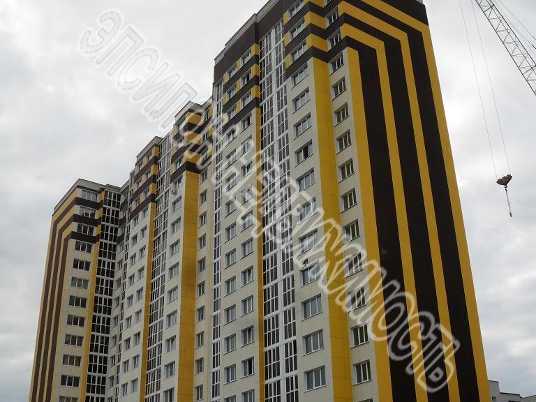 Продам 1-комнатную квартиру в городе Курск, на улице Дружбы пр-т, 19в, 6-этаж 18-этажного Панель дома, площадь: 37.87/16.19/9.6 м2