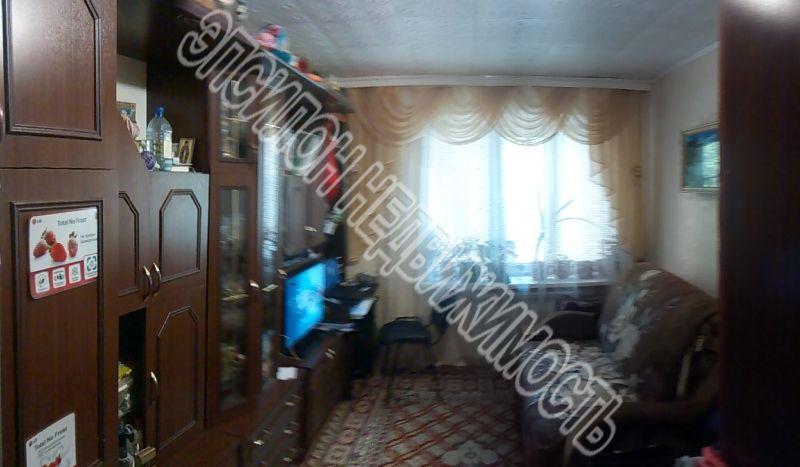Продам 1 комнат[у,ы] в городе Курск, на улице Харьковская, 2-этаж 9-этажного Кирпич дома, площадь: 16.4/16.4/0 м2