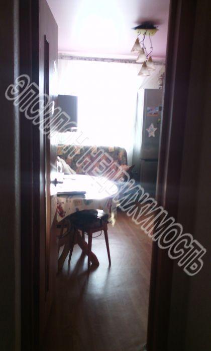 Продам 1-комнатную квартиру в городе Курск, на улице Хрущева пр-т, 12, 3-этаж 10-этажного Кирпич дома, площадь: 42.8/18.6/10.6 м2
