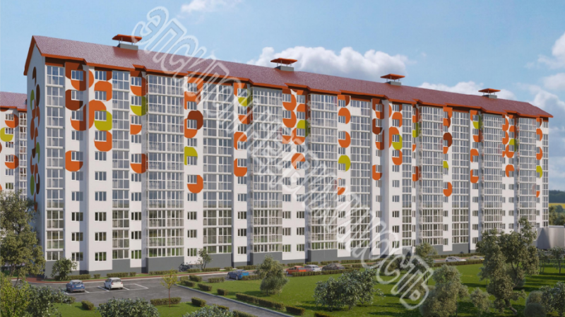 Продам 2-комнатную квартиру в городе Курск, на улице Рябиновая, 8А/1, 1-этаж 10-этажного Панель дома, площадь: 66.88/29.54/21.59 м2