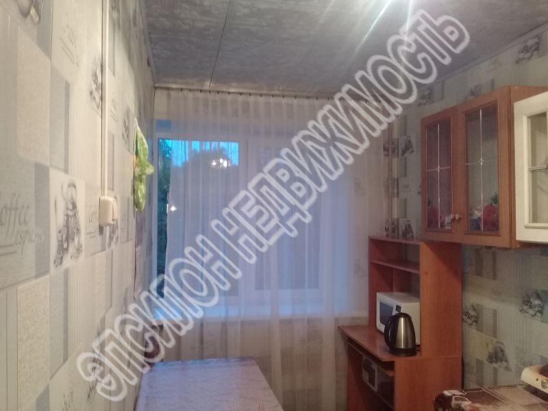 Продам 1 комнат[у,ы] в городе Курск, на улице Союзная, 4-этаж 5-этажного Кирпич дома, площадь: 23/23/0 м2
