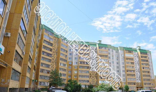 Продам 2-комнатную квартиру в городе Курск, на улице Победы пр-т, 8, 7-этаж 10-этажного Панель дома, площадь: 54/29.4/9 м2