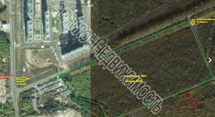 Курск, ул.А. Дериглазова пр-т, площадь: 1000  м2, участок: 10 соток.