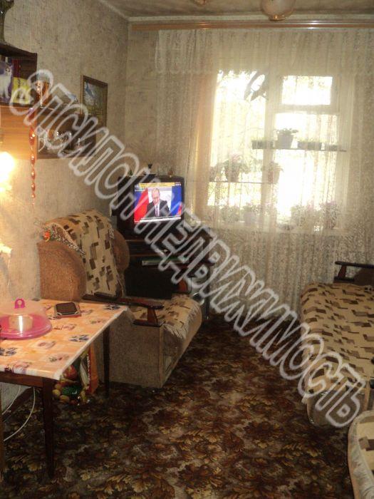 Продам 1 комнат[у,ы] в городе Курск, на улице Дзержинского, 2-этаж 9-этажного Кирпич дома, площадь: 12/12/0 м2