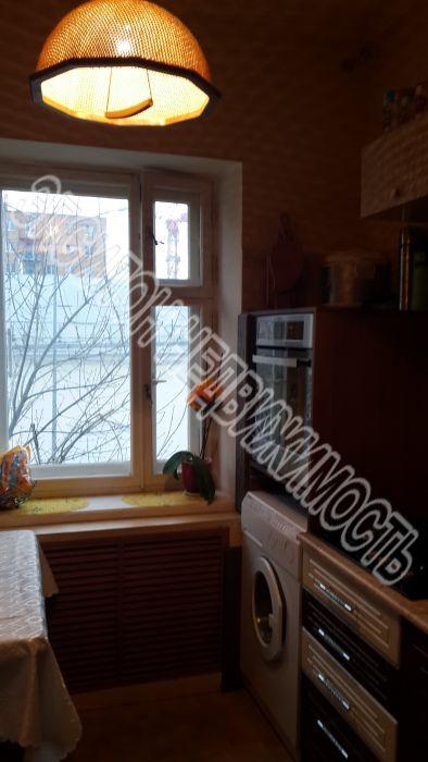 Продам 1-комнатную квартиру в городе Курск, на улице Щепкина, 4, 2-этаж 2-этажного Кирпич дома, площадь: 35/20/5 м2