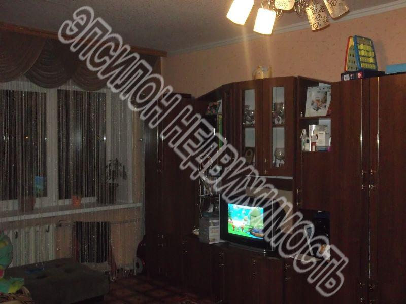 Продам 1-комнатную квартиру в городе Курск, на улице Краснополянская, 41, 2-этаж 4-этажного Кирпич дома, площадь: 32/18/6 м2