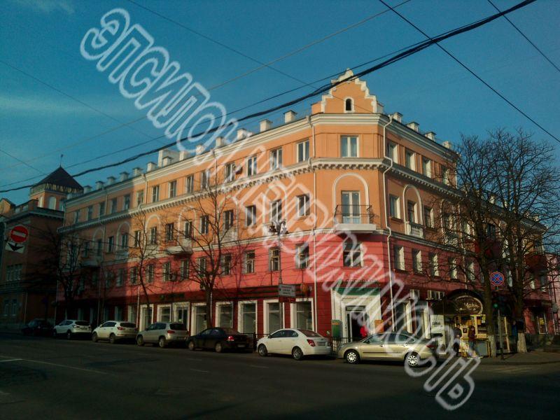 Продам 1-комнатную квартиру в городе Курск, на улице Ленина, 19, 2-этаж 4-этажного Кирпич дома, площадь: 60/25/17 м2