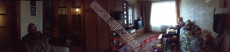Продам 3-комнатную квартиру в городе Курск, на улице Карла маркса, 66/15, 3-этаж 5-этажного Кирпич дома, площадь: 64/48/6 м2