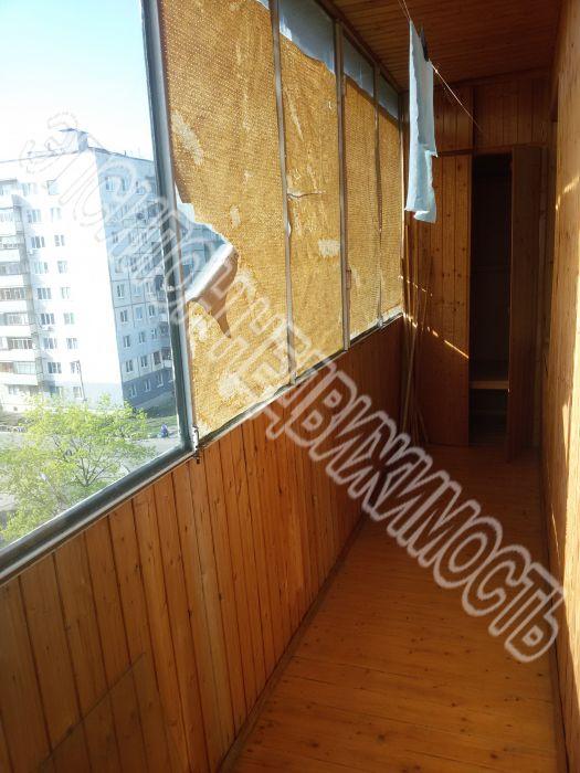 Продам 2-комнатную квартиру в городе Курск, на улице Серегина, 39, 6-этаж 9-этажного Панель дома, площадь: 45/28/6.5 м2
