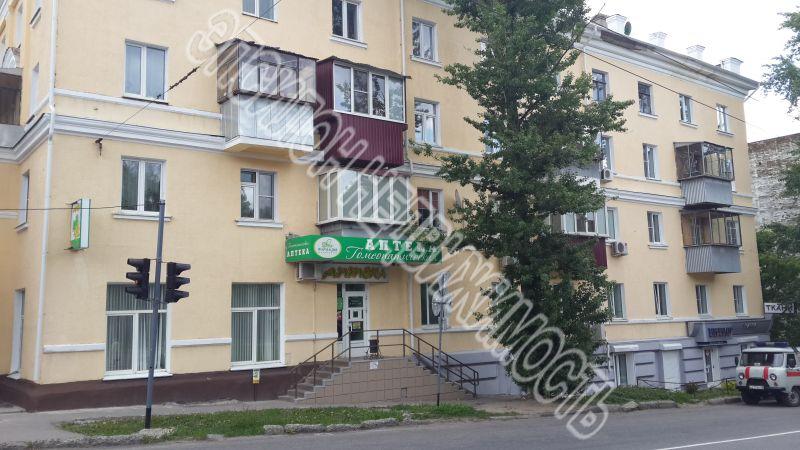 Продам 3-комнатную квартиру в городе Курск, на улице Дзержинского, 88, 4-этаж 4-этажного Кирпич дома, площадь: 72.2/49/9 м2