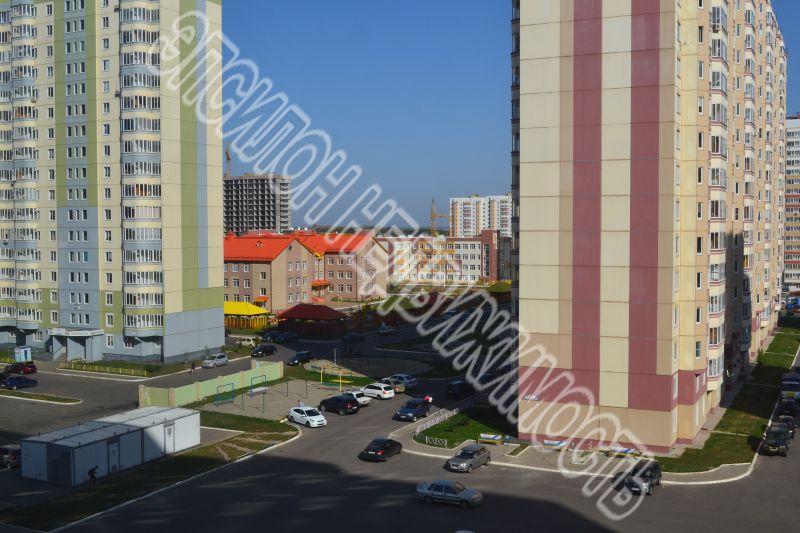 Продам 1-комнатную квартиру в городе Курск, на улице А. Дериглазова пр-т, 19, 6-этаж 17-этажного Монолит дома, площадь: 41/20/10 м2