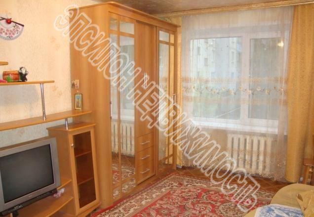 Продам 1 комнат[у,ы] в городе Курск, на улице Гагарина, 2-этаж 5-этажного Кирпич дома, площадь: 18/18/0 м2