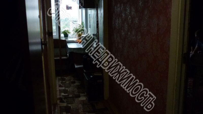 Продам 1-комнатную квартиру в городе Курск, на улице Чернышевского, 17, 4-этаж 9-этажного Кирпич дома, площадь: 33.3/19/6 м2