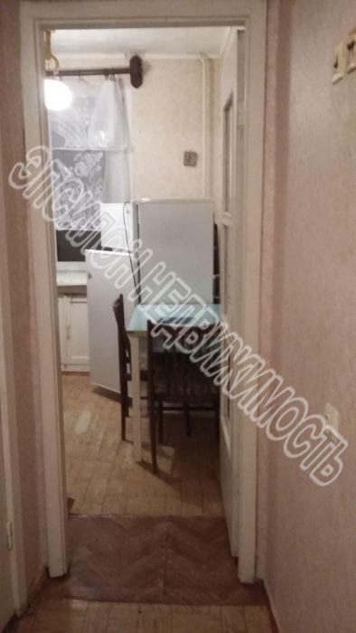Продам 2-комнатную квартиру в городе Курск, на улице Станционная, 36, 4-этаж 5-этажного Кирпич дома, площадь: 45/26/6 м2