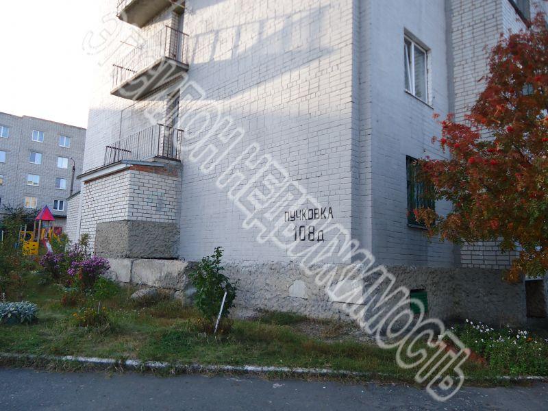 Продам 1-комнатную квартиру в городе Курск, на улице Пучковка, 108д, 5-этаж 5-этажного Кирпич дома, площадь: 27.2/13/6.4 м2