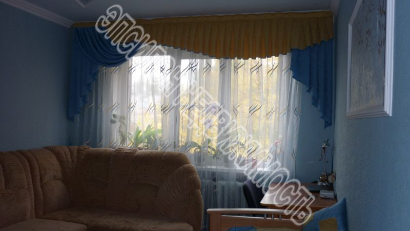 Продам 3-комнатную квартиру в городе Курск, на улице Ольшанского, 8г, 3-этаж 5-этажного Панель дома, площадь: 62.5/46/6.1 м2