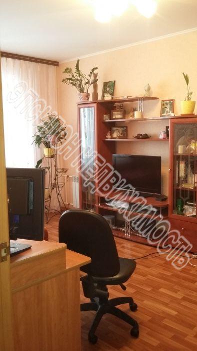 Продам 1-комнатную квартиру в городе Курск, на улице В. Клыкова пр-т, 39, 6-этаж 17-этажного Панель дома, площадь: 38.56/18.77/9.77 м2