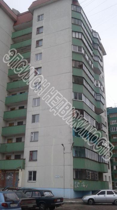 Продам 1-комнатную квартиру в городе Курск, на улице Интернациональная, 53, 11-этаж 11-этажного Монолит-кирпич дома, площадь: 37.8/17.5/8.1 м2