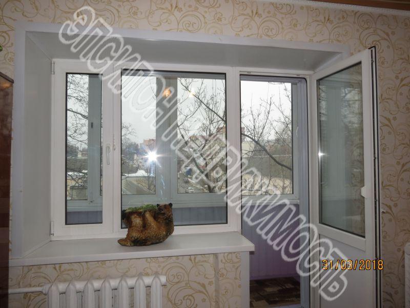 Продам 3-комнатную квартиру в городе Курск, на улице Гайдара, 13/1, 4-этаж 5-этажного Кирпич дома, площадь: 50.1/34/6 м2