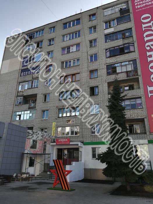 Продам 1 комнат[у,ы] в городе Курск, на улице Карла маркса, 5-этаж 9-этажного Кирпич дома, площадь: 36/23.5/5 м2