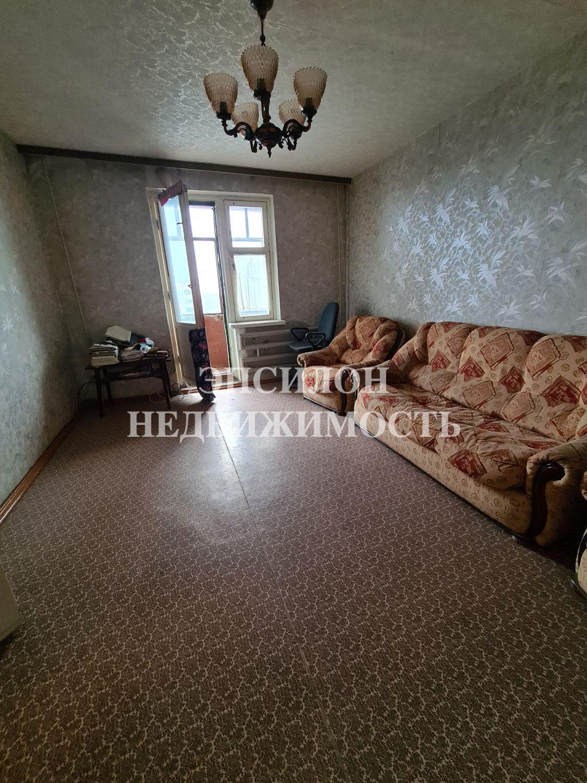 Продам 2-комнатную квартиру в городе Курск, на улице Крюкова, 14б, 9-этаж 9-этажного Панель дома, площадь: 49/28/8 м2