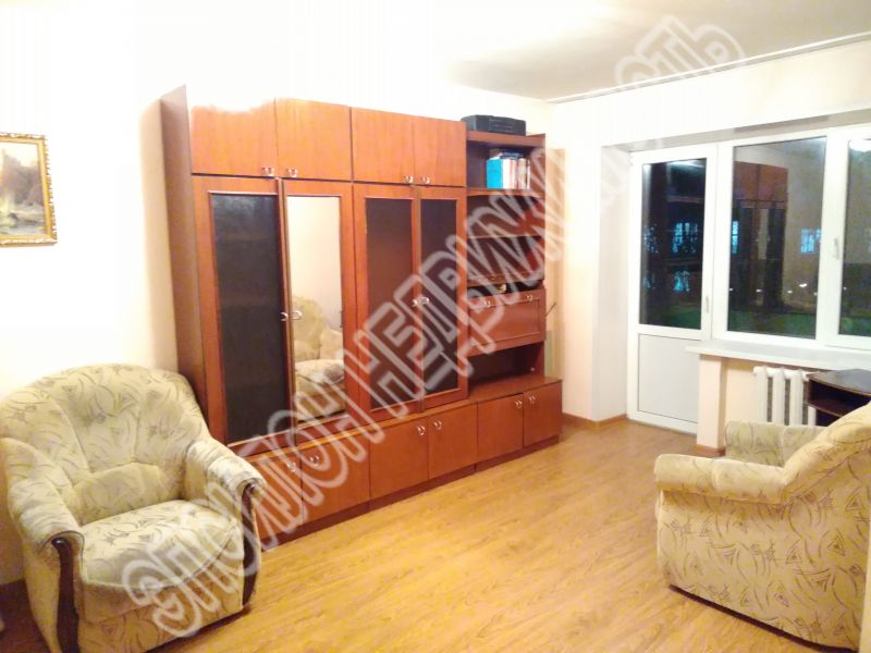 Продам 1-комнатную квартиру в городе Курск, на улице Парковая, 10, 4-этаж 5-этажного Кирпич дома, площадь: 27.6/16.6/6 м2