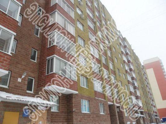 Продам 1-комнатную квартиру в городе Курск, на улице В. Клыкова пр-т, 60, 3-этаж 9-этажного Монолит дома, площадь: 42/20/12 м2