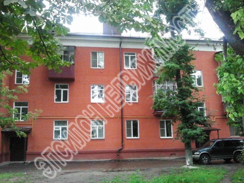 Продам 4-комнатную квартиру в городе Курск, на улице Карла маркса, 66/6, 3-этаж 3-этажного Кирпич дома, площадь: 76.8/56/6 м2