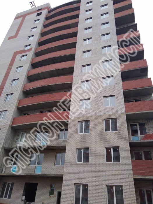Продам 1-комнатную квартиру в городе Курск, на улице Весенний 3-й проезд, 0, 12-этаж 13-этажного  дома, площадь: 46.8/16.3/10.4 м2