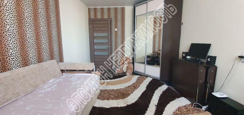 Продам 2-комнатную квартиру в городе Курск, на улице Ломоносова, 34/50, 4-этаж 9-этажного Кирпич дома, площадь: 36.3/26.4/7 м2