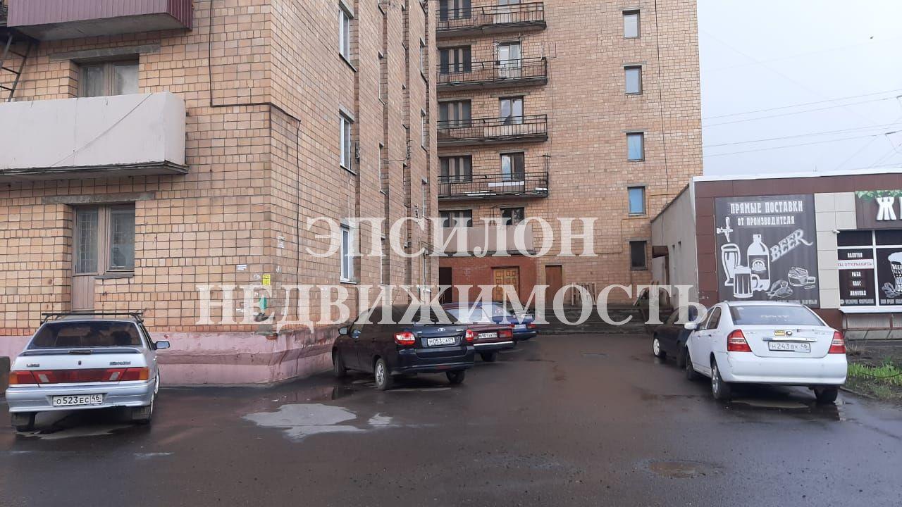 Продам 1 комнат[у,ы] в городе Курск, на улице Харьковская, 2-этаж 9-этажного Кирпич дома, площадь: 18/17.2/0 м2