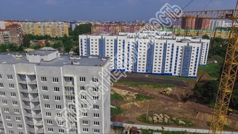 Продам 1-комнатную квартиру в городе Курск, на улице Майский б-р, 27, 8-этаж 10-этажного  дома, площадь: 41.4/17/9.3 м2