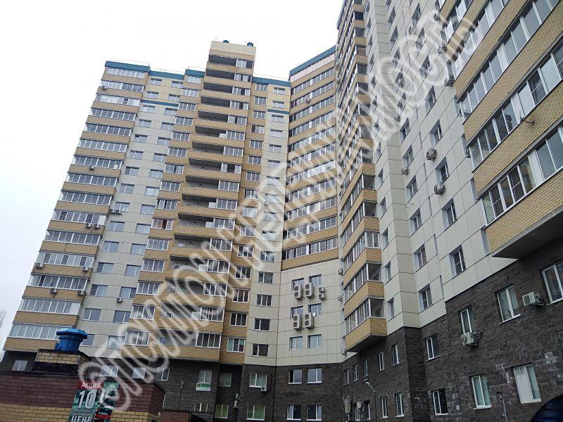 Продам 1-комнатную квартиру в городе Курск, на улице Запольная, 60а, 15-этаж 18-этажного Монолит дома, площадь: 44/19/12.3 м2