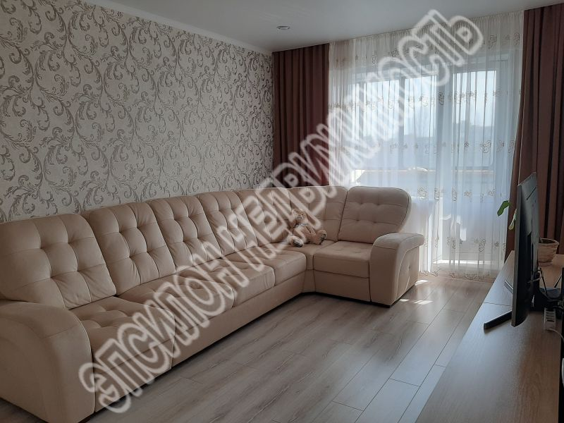 Продам 2-комнатную квартиру в городе Курск, на улице Энтузиастов пр-т, 5, 7-этаж 9-этажного Панель дома, площадь: 46/28/8 м2