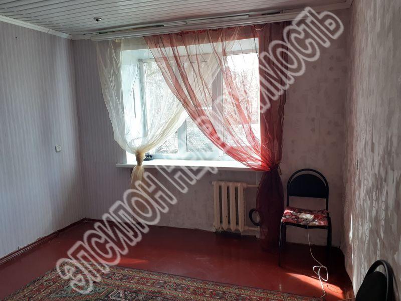Продам 1 комнат[у,ы] в городе Курск, на улице Союзная, 2-этаж 5-этажного Кирпич дома, площадь: 12/12/0 м2