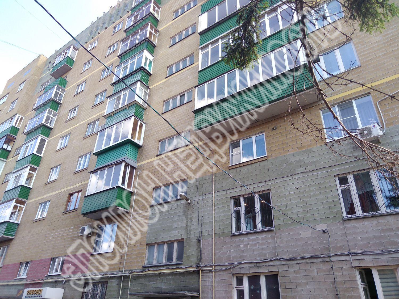 Продам 3-комнатную квартиру в городе Курск, на улице Радищева, 79а, 6-этаж 9-этажного Монолит дома, площадь: 105.6/59.5/15.4 м2