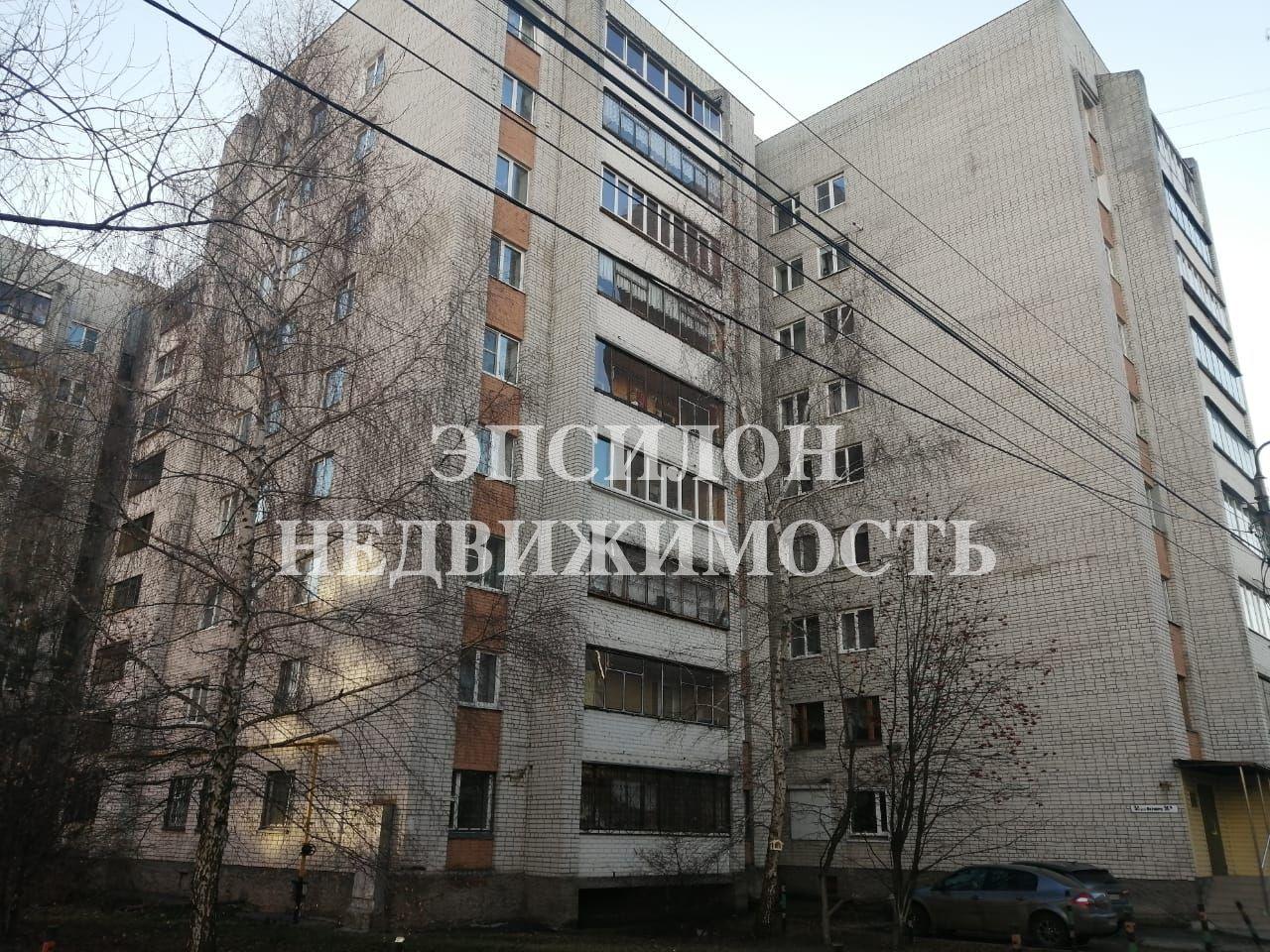 Продам 2-комнатную квартиру в городе Курск, на улице 50 лет Октября, 96б, 6-этаж 9-этажного Кирпич дома, площадь: 56/30/11 м2