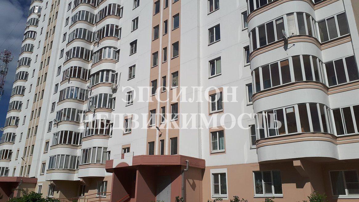 Продам 1-комнатную квартиру в городе Курск, на улице В. Клыкова пр-т, 35, 7-этаж 17-этажного Панель дома, площадь: 38.56/18.77/9.77 м2