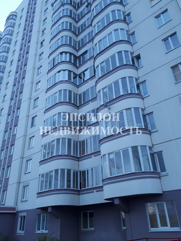 Продам 1-комнатную квартиру в городе Курск, на улице В. Клыкова пр-т, 83, 13-этаж 17-этажного Панель дома, площадь: 38.56/18.77/9.77 м2