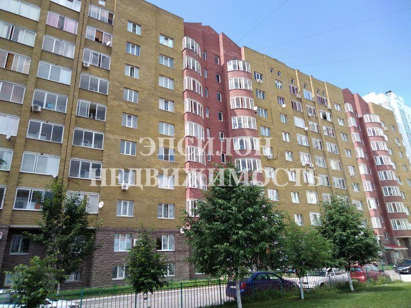 Продам 1-комнатную квартиру в городе Курск, на улице В. Клыкова пр-т, 8, 2-этаж 9-этажного Монолит дома, площадь: 47.4/21/14 м2