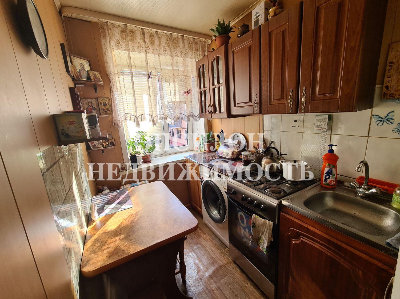 Продам 1-комнатную квартиру в городе Курск, на улице Пигорева, 24, 2-этаж 4-этажного Кирпич дома, площадь: 25.5/16.89/4.7 м2