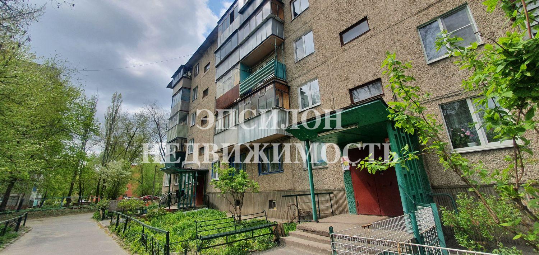 Продам 2-комнатную квартиру в городе Курск, на улице Ольшанского, 8в, 2-этаж 5-этажного Панель дома, площадь: 44.1/28/6 м2