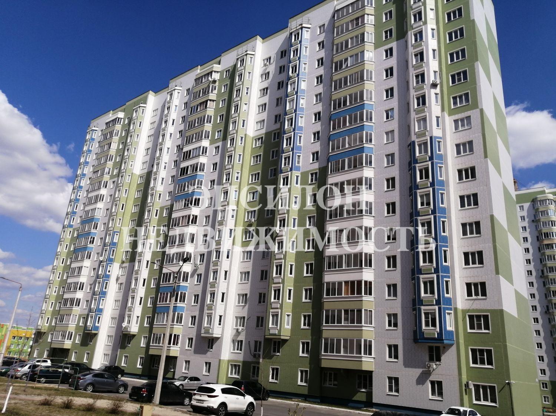 Продам 2-комнатную квартиру в городе Курск, на улице Домостроителей, 3, 14-этаж 17-этажного Панель дома, площадь: 59.19/31.7/10.97 м2