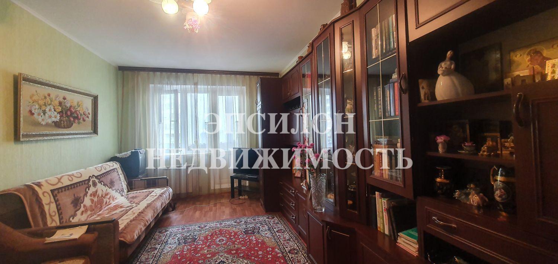 Продам 1-комнатную квартиру в городе Курск, на улице В. Клыкова пр-т, 52, 2-этаж 17-этажного Панель дома, площадь: 38.56/18.77/9.77 м2